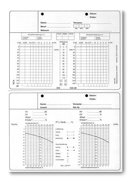 Formblatt BCA